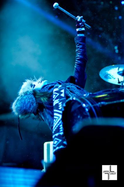 Beats Antique, Snowglobe Music Festival, Snowglobe, Tahoe, Zoe Jakes